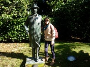 Fernando Pessoa et moi