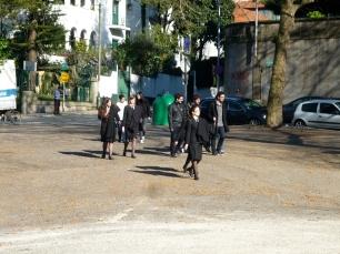 Les fameux étudiants en Harry Potter